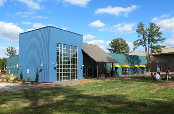 Northside Christian Church - Children's Building - Spring, TX